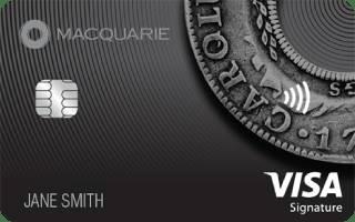 Macquarie Black Card with Qantas Points