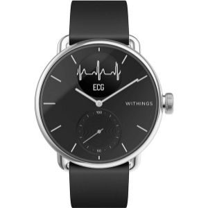 """Withings ScanWatch review: Great health tracking, but this isn't a """"smart"""" watch"""