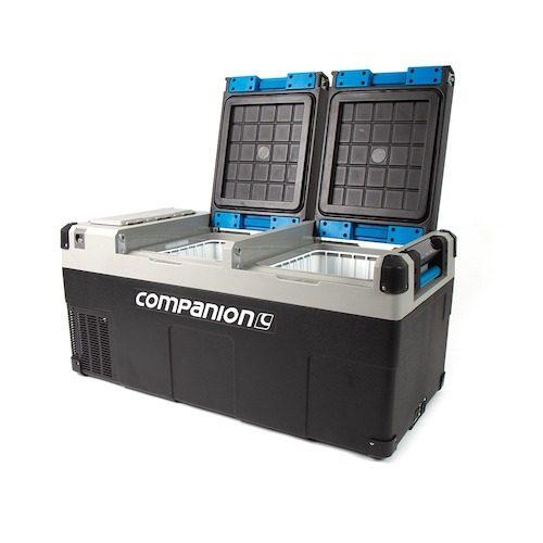 Companion Lithium 75L Dual-Zone Rechargeable Fridge Freezer review