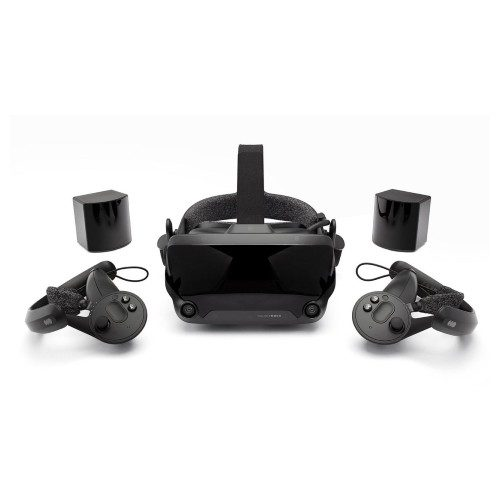 Valve Index review: Wrapping your fingers around VR