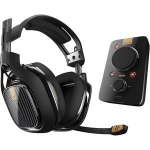 Astro A40 + MixAmp Pro TR review: Serious gamers only